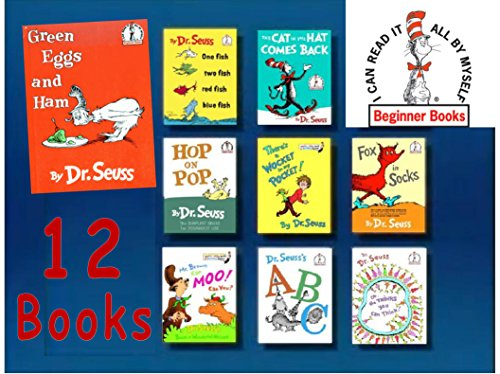 Dr. Seuss Beginners Collection (An Unofficial Dr. Seuss Box Set: Beginner Books) (1483968383) by Dr. Seuss; Roy McKie; P.D Eastman; Theo Lesieg; Robert Lopshire