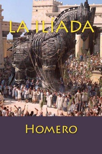 9781483977591: La Ilíada (Spanish Edition)
