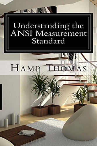 9781483988306: Understanding the ANSI Measurement Standard: Measuring Residential Square Footage