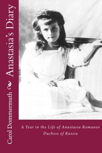 9781483989891: Anastasia's Diary