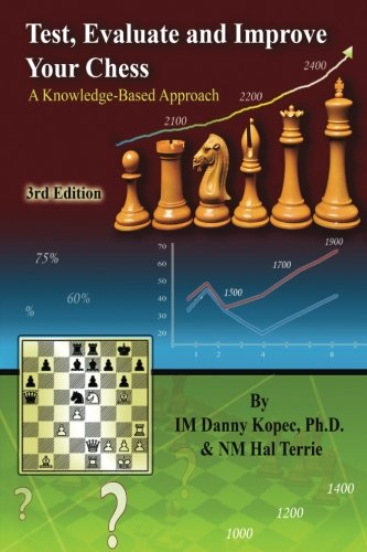 9781483991573: Test, Evaluate and Improve Your Chess: A Knowledge-Based Approach