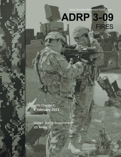 9781484004319: Army Doctrine Reference Publication ADRP 3-09 Fires with Change 1 8 February 2013