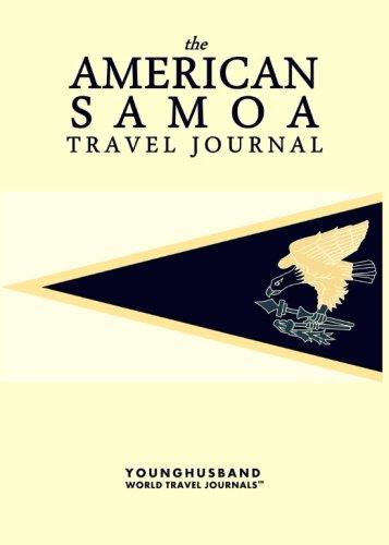 9781484006047: The American Samoa Travel Journal