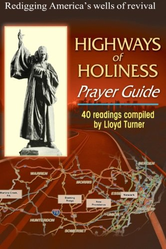 9781484012000: Highways of Holiness Prayer Guide: Redigging America's Wells of Revival