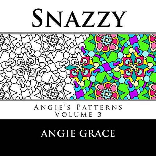 9781484012222: Snazzy (Angie's Patterns, Vol. 3)