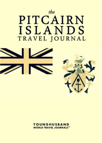9781484012338: The Pitcairn Islands Travel Journal