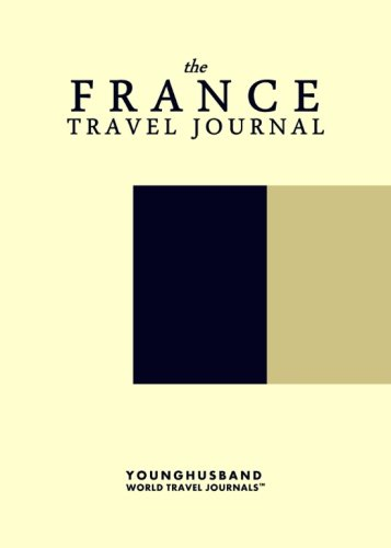 9781484013267: The France Travel Journal