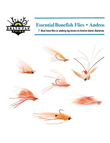 9781484014844: Essential Bonefish Flies - Andros: A guide to tying the 7 must have flies for Andros Island, Bahamas
