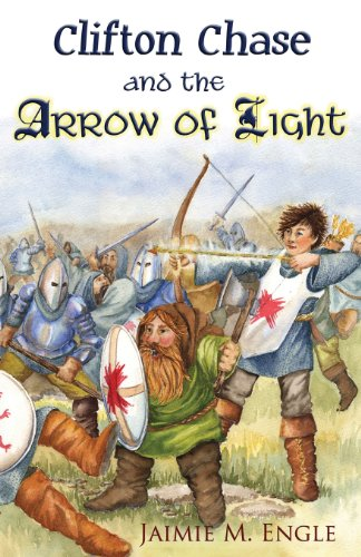 9781484016169: Clifton Chase and the Arrow of Light
