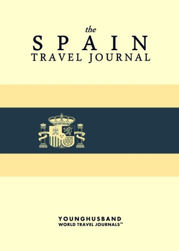 9781484019450: The Spain Travel Journal