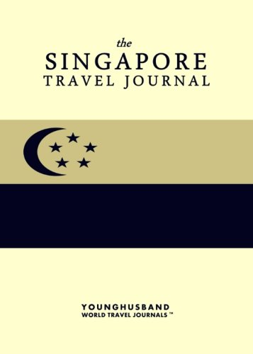 9781484020364: The Singapore Travel Journal