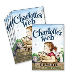 9781484023754: Guided Reading Set (8): Charlotte's Web (Guided Reading Books : Grade 3 - Grade 5 , Level R)