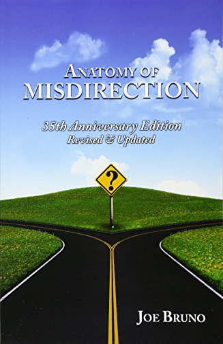 9781484025550: Anatomy of Misdirection: 35th Anniversary Edition