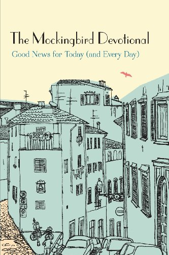 9781484027714: The Mockingbird Devotional: Good News for Today (and Every Day)