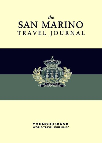 9781484028827: The San Marino Travel Journal