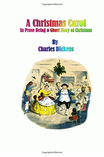 9781484029558: A Christmas Carol: In Prose Being a Ghost Story of Christmas