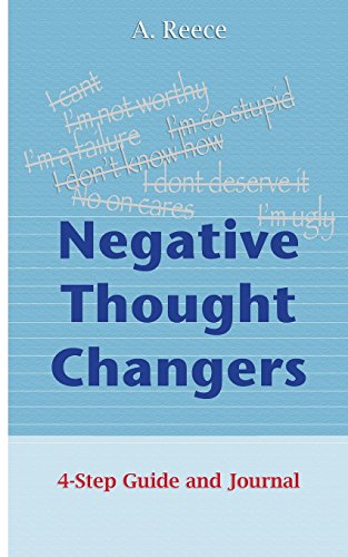 9781484033692: Negative Thought Changers: A short, sweet, and to the point step-by-step guide on how to achieve inner peace and happiness. No meditation necessary.