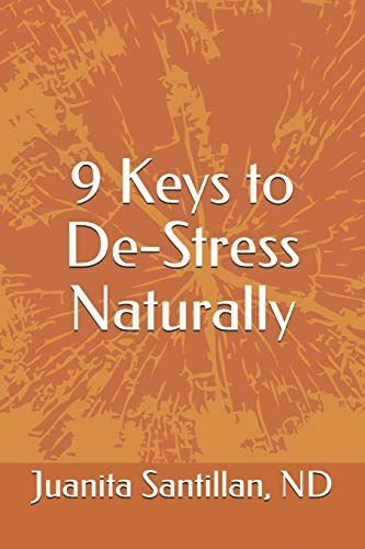 9781484033807: The 9 Keys to De-Stress Naturally: In One Hour Daily