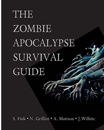 9781484038871: The Zombie Apocalypse Survival Guide