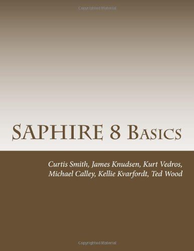 SAPHIRE 8 Basics (1484038967) by Smith, Curtis