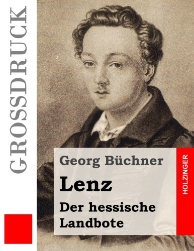 9781484039717: Lenz (Großdruck) (German Edition)