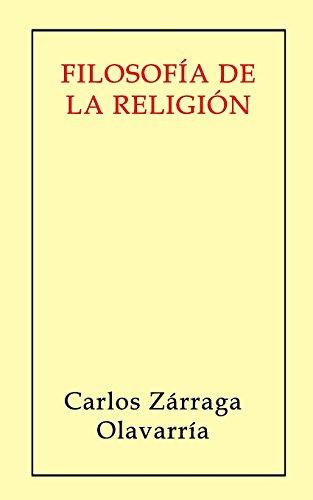 9781484042595: Filosofia de la Religion