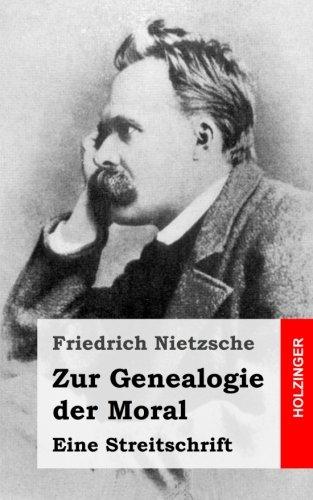 9781484049587: Zur Genealogie der Moral: Eine Streitschrift