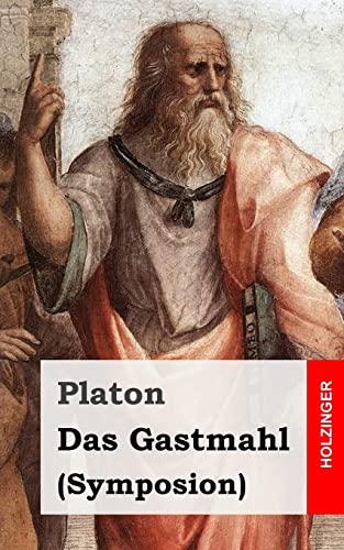 9781484049853: Das Gastmahl (German Edition)