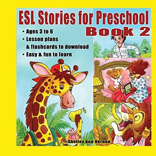 9781484052495: ESL Stories for Preschool: Book 2 (Volume 2)