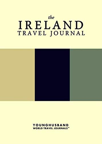 9781484054086: The Ireland Travel Journal