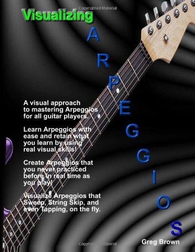 9781484054659: Visualizing Arpeggios