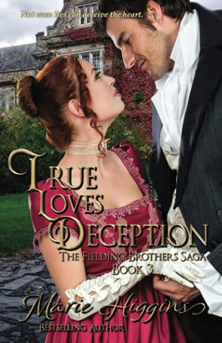 9781484055472: True Love's Deception: Volume 3 (The Fielding Brothers' Saga)
