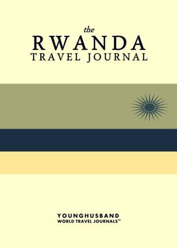 9781484056240: The Rwanda Travel Journal