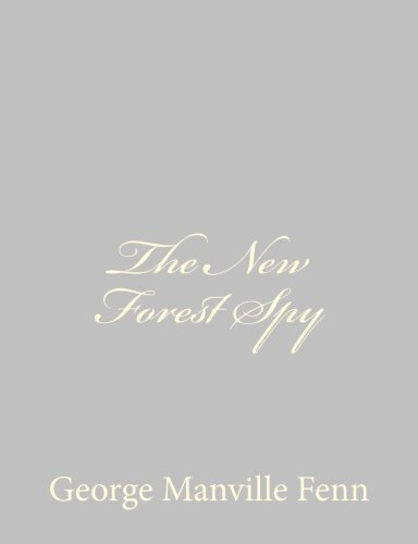 9781484057254: The New Forest Spy