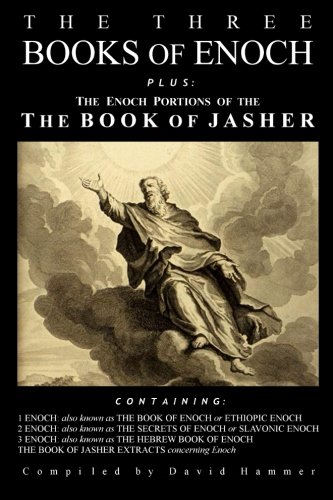 9781484060803: The Three Books of Enoch, Plus the Enoch Portions of the Book of Jasher