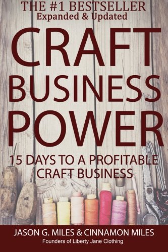 9781484065662: Craft Business Power: 15 Days To A Profitable Online Craft Business