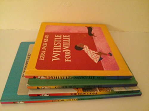 9781484070161: Children's Choice Book Club Set: Whistle for Willie; Corduroy; Bedtime for Frances; the Erie Canal (Children Choice Book Club Series)