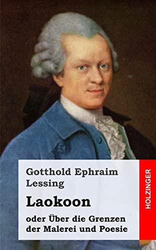 Laokoon: Lessing, Gotthold Ephraim