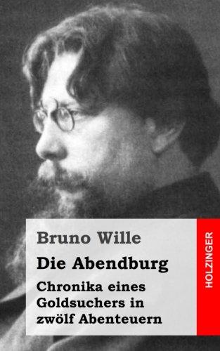 9781484071694: Die Abendburg: Chronika eines Goldsuchers in zwölf Abenteuern