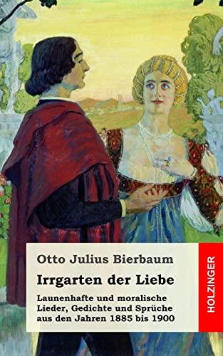 9781484072448: Irrgarten der Liebe (German Edition)