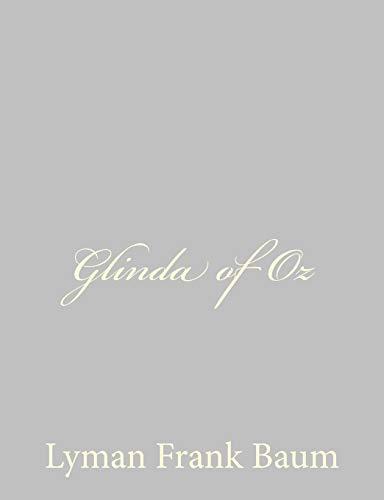 9781484075425: Glinda of Oz
