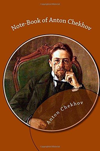 9781484075562: Note-Book of Anton Chekhov