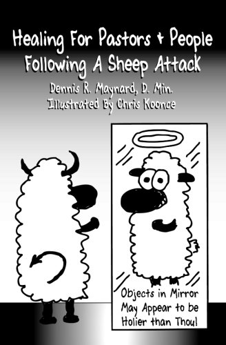 9781484085554: Healing For Pastors & People After A Sheep Attack