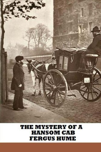 9781484095966: The Mystery of a Hansom Cab