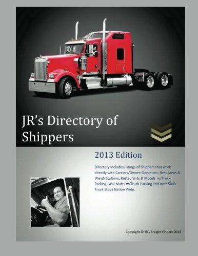9781484096192: JR's Directory of Shippers