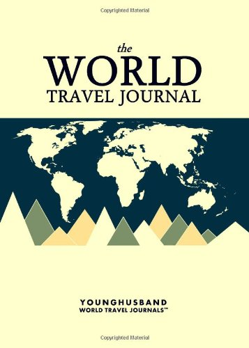 9781484096697: The World Travel Journal