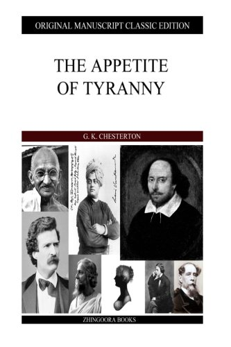 9781484099858: The Appetite Of Tyranny