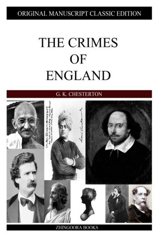 9781484099896: The Crimes Of England