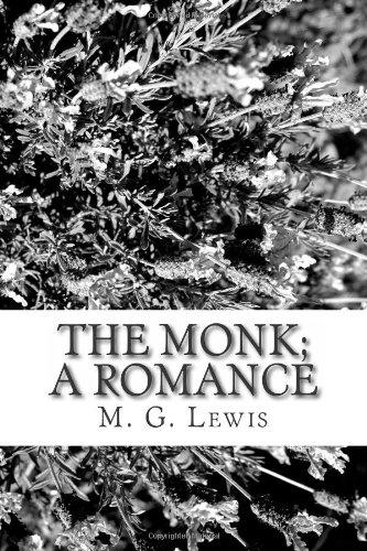 9781484102787: The Monk; a romance