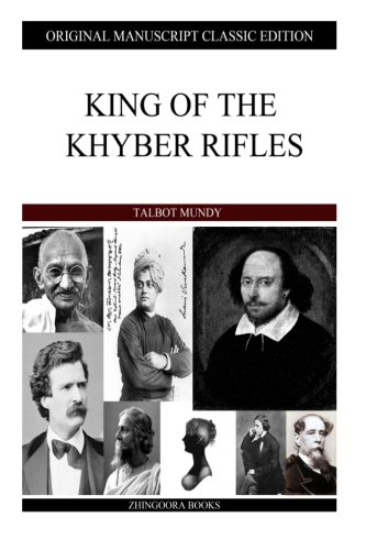 9781484113059: King Of The Khyber Rifles